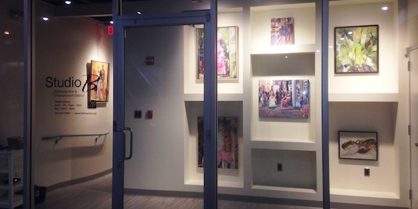 Artist Studio Space Available in Bethesda