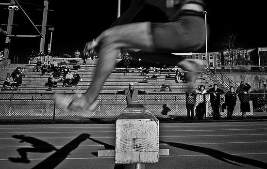 Steeplechase, 2009 by Daniel Teoli, Jr.