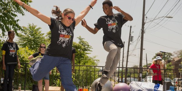 Dance Place Presents 'Art on 8th' Events