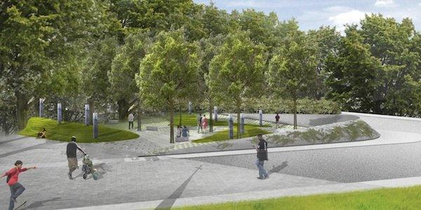 Mayor Gray Announces Metro Memorial Park Design Team