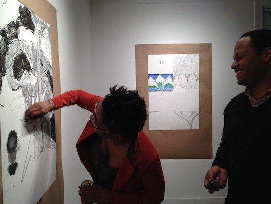 Photo courtesy of Art Works Now.