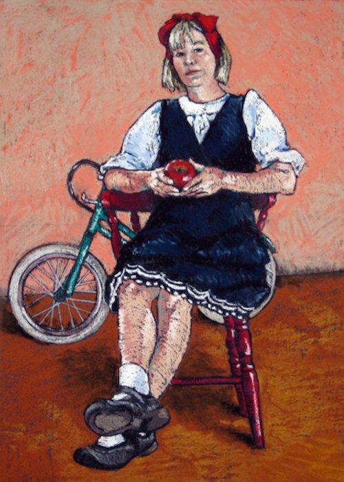 Witch's Bicycle by Ellen Cornett. Photo courtesy of the artist.