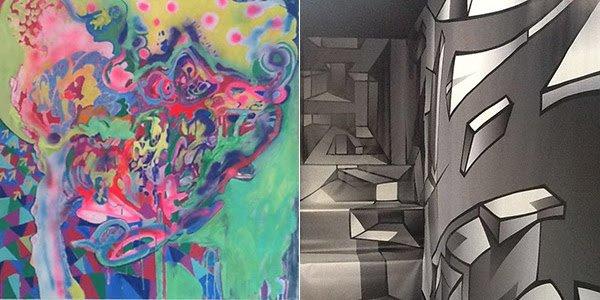Last Look at Works by Hsin-Hsi Chen and Amanda Kates at doris-mae