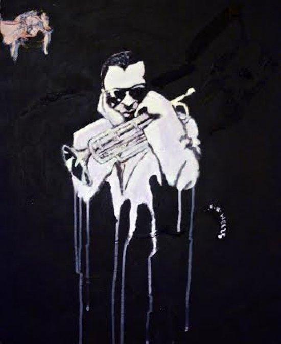 Jazz Man by C.R.Wells. Photos by Jasmine Williams.