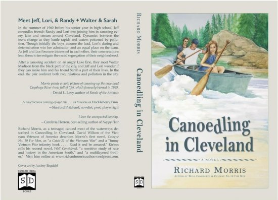 Cover of Canoedling in Cleveland by Richard Morris.
