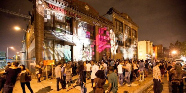 The DC Commission on the Arts and Humanities Hosts Art All Night
