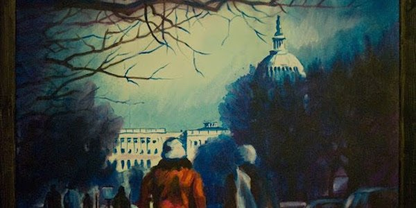 Artist Sarˈdär Aziz Artist Talk on Capitol Hill