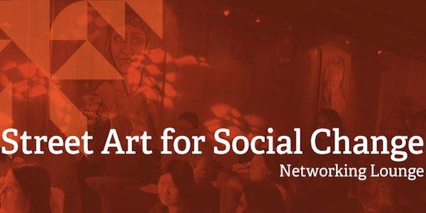 """Media Rise Festival Hosts """"Street Art for Social Change"""" Event"""