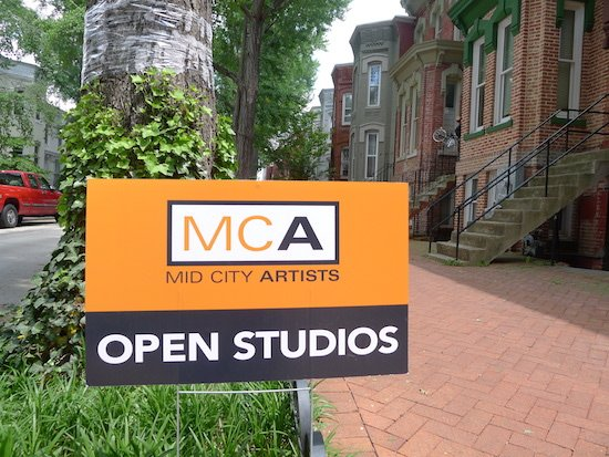 Photo courtesy of the Mid City Artists.