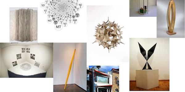 Washington Sculptors Group Image Display at the Washington Drawing Center Brookland