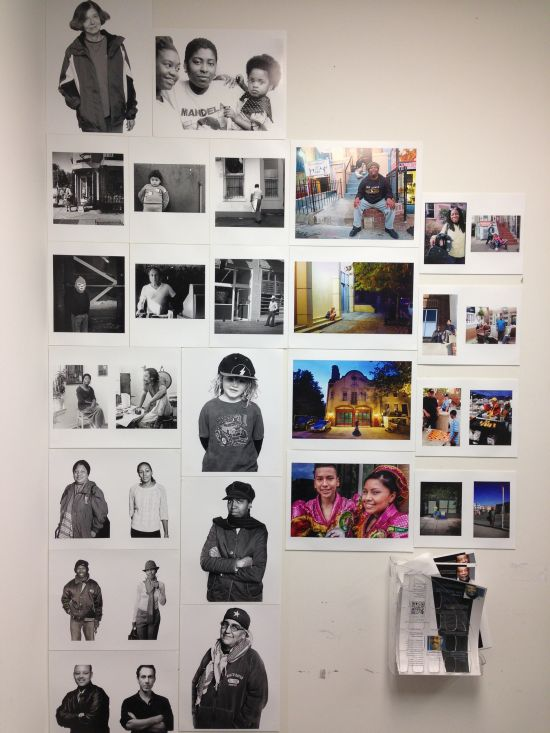 """Images from the """"Citizens We"""" project. Jarvis Grant Photo for East City Art by Eric Hope"""