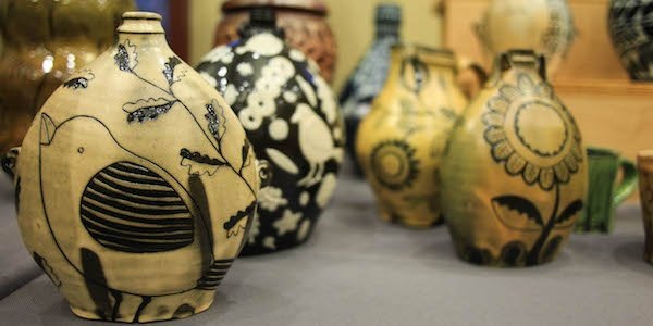2014 Pottery on the Hill in Photos
