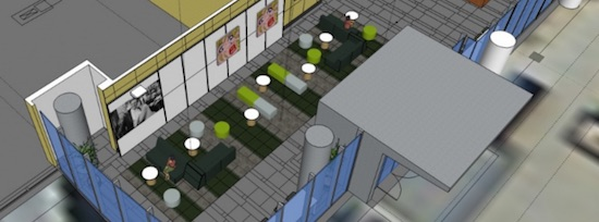 lobby project insert