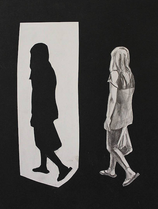 Amy Hughes Braden, Anna Leaves, 2013, Courtesy of the artist and Transformer.