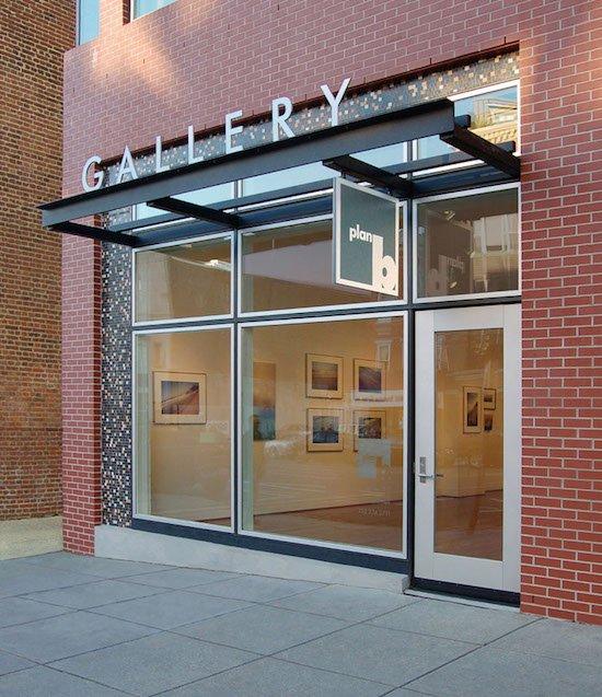 Photo courtesy of Gallery plan b.