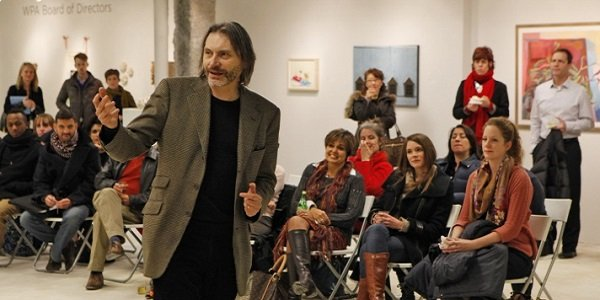 SELECT 2015: Curator Talk with Jennifer Farrell, Ryan Holladay, Sarah Kennel, and Brian Young