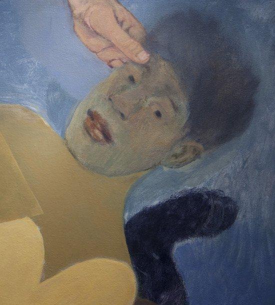 Danae/Yellow Arm by Will Schneider-White. Courtesy of Hamiltonian Gallery.