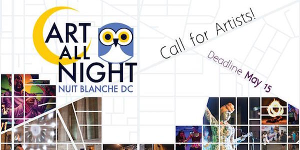 Art All Night: Nuit Blanche Call for Entries