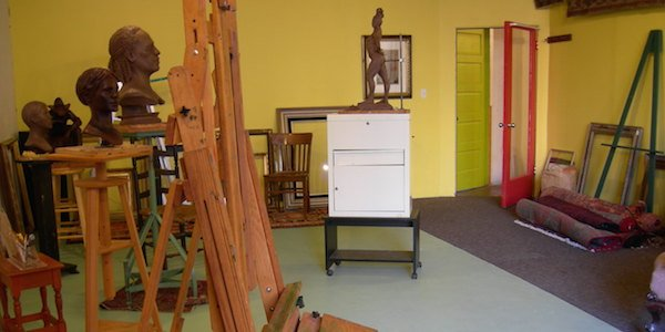Studio Space Available at Montpelier Arts Center
