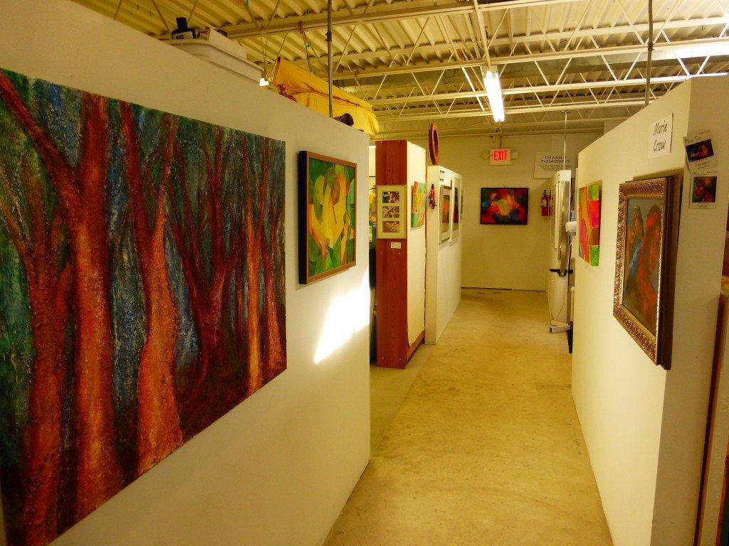 Hallway at Passageways
