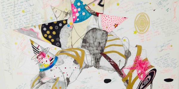 G Fine Art Presents Drawing: Rachel Farbiarz, Lavar Munroe, and Deb Sokolow
