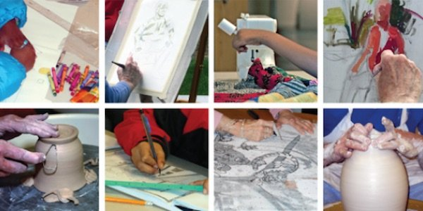 Summer 2015 Classes at Montpelier Arts Center