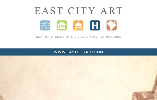 East City Art Summer 2015 Quarterly