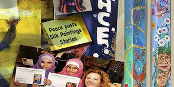Corner Store Art Center Presents Posts For Peace & Justice Project