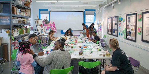 August Workshop Day at Project Create Studio