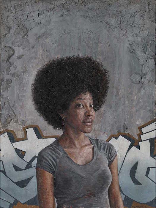 The Aura by Tim Okamura. Courtesy of Joan Hisaoka Healing Arts Gallery.