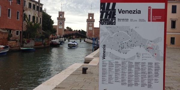 East City Art's Highlights From the Venice Biennale (Part 3)