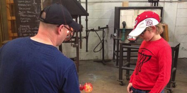 Fall Classes at DC GlassWorks