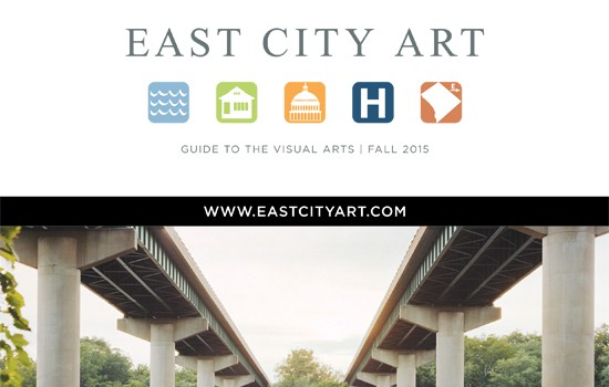 East City Art Fall 2015 Quarterly