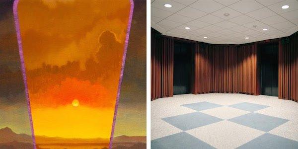 Hamiltonian Gallery Presents an Artists Talk with Dan Perkins and Adam Ryder