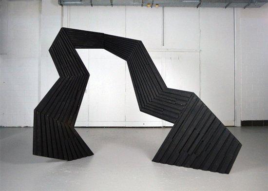 Rob Hackett Archway Image Courtesy Hamiltonian Gallery