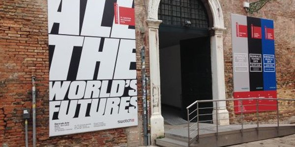 East City Art's Highlights from the Venice Biennale (Part 1)