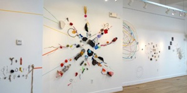 Gibbs Street Gallery at VisArts Presents Heather Harvey Feynman's Sister and Other Space Weather Hazards