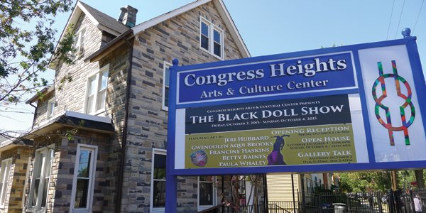 Congress Heights Neighborhood Welcomes New Arts & Culture Center
