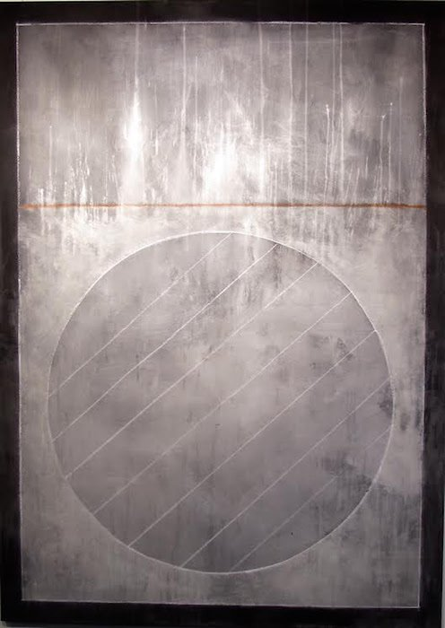 Number 12, 50 x  70, by David Bell. Courtesy of  Susan Calloway Fine Arts.