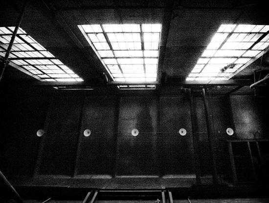 Pete McCutchen Five Lights.  Image Courtesy Touchstone Gallery