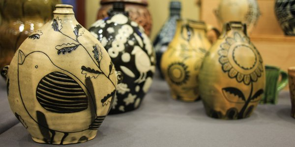 Pottery on the Hill 2015 Draws Inspiration from the Farm-to-Table Movement