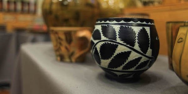 Hill Center Presents Fourth Annual Pottery on the Hill