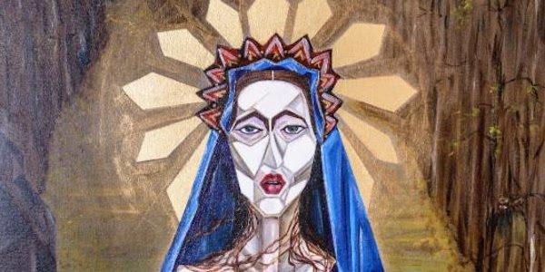 Honfleur Gallery Presents Icons: Las Virgencitas by Dariana Arias
