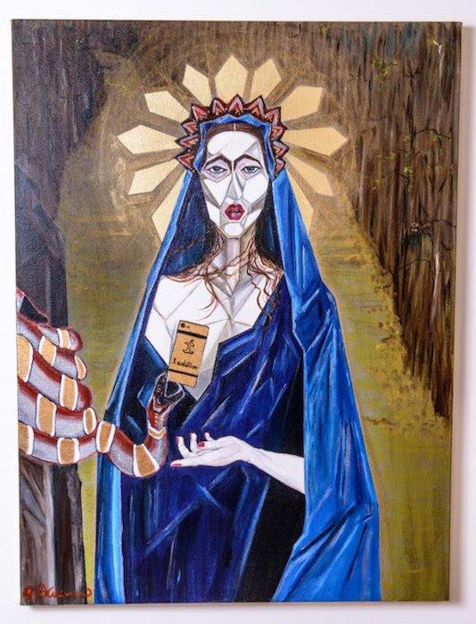 Virgin #1, 2014/2015. Courtesy of Honfleur Gallery.