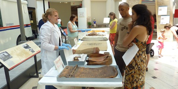 The Smithsonian's National Postal Museum Hosts Preservation Celebration