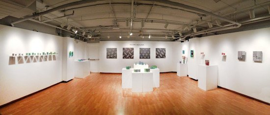 Photo of the galley space courtesy of Target Gallery.