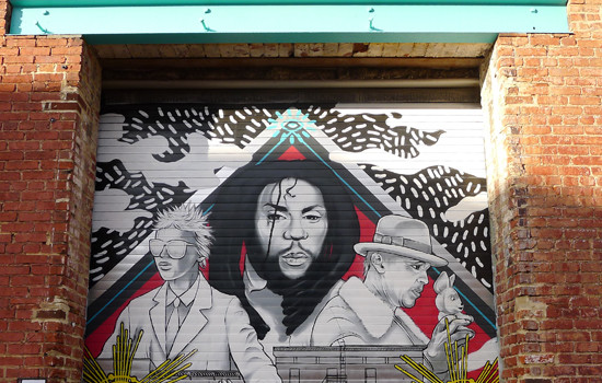 Opportunity to Fund DC Mural Book