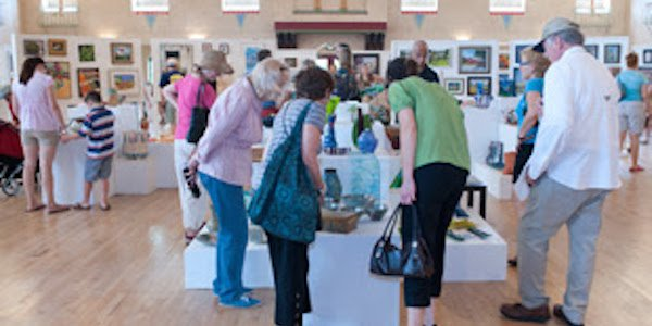 *DEADLINE EXTENDED* Glen Echo Call for Entry for 6th Annual Labor Day Art Show
