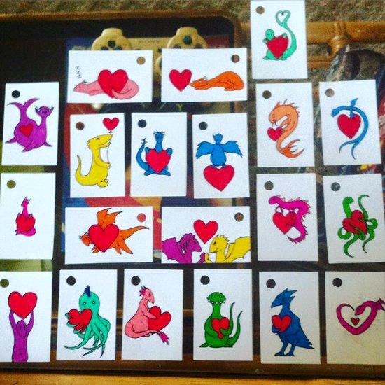 Free Art Friday 'courtesy of Toni Hitchcock'