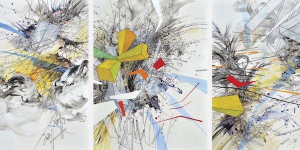 BlackRock Art Center Presents Chee-Keong Kung Lines/Edges
